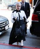 Photos From Kelly Osbourne is seen in Los Angeles