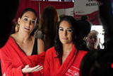 Photo - Go Red For Women Red Dress Collection Fashion Show in NYC - Backstage
