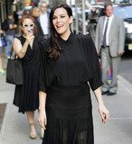 Photos From Liv Tyler is seen in New York City