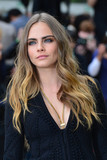 Photo - Photo by KGC-42starmaxinccomSTAR MAXCopyright 2015ALL RIGHTS RESERVEDTelephoneFax (212) 995-119692115Cara Delevingne is seen at the Burberry Prorsum Runway Show during London Fashion Week SS16(London England UK)
