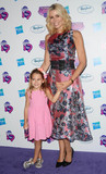 Aviva Drescher Photo - Photo by Patricia SchleinstarmaxinccomSTAR MAX2015ALL RIGHTS RESERVEDTelephoneFax (212) 995-119691715Aviva Drescher and daughter at The My Little Pony Equestria Girls Friendship Games(NYC)