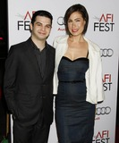 Amber Melfi Photo - Photo by NPXstarmaxinccom200911209Samm Levine and Amber Melfi at the premiere of The Imaginarium of Doctor Parnassus(Los Angeles CA)Not for syndication in France