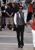 Alejandro Escovedo Photo - American singer-songwriter Alejandro Escovedo walks the orange carpet at the Miami Dolphins vs New York Jets NFL game held at Sun Life Stadium Miami FL 092610
