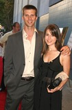 Ali Marsh Photo - Fred Weller with His Wife Ali Marsh Weller Arriving at the Premiere of When Will I Be Loved at Clearviews Chelsea West in New York City on September 7 2004 Photo by Henry McgeeGlobe Photos Inc 2004