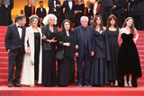 Anouk Aimee Photo - CANNES FRANCE - MAY 18 Antoine Sire guest Anouk Aimee Claude Lelouch Monica Bellucci Marianne Denicourt and Tess Lauvergne attend the screening of Les Plus Belles Annees DUne Vie during the 72nd annual Cannes Film Festival on May 18 2019 in Cannes France (Photo by Laurent KoffelImageCollectcom)