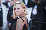 Photo - CANNES FRANCE - MAY 23 Charlize Theron attends the 70th Anniversary of the 70th annual Cannes Film Festival at Palais des Festivals on May 23 2017 in Cannes France(Photo by Laurent KoffelImageCollectcom)