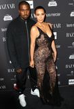 Photo - September 9 2016 New York CityKim Kardashian and Kanye West arriving at Harpers Bazaar Celebrates ICONS By Carine Roitfeld at The Plaza Hotel on September 9 2016 in New York City By Line Nancy RiveraACE PicturesACE Pictures IncTel 6467670430