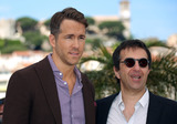 Atom Egoyan Photo - May 16 2014 CannesActor Ryan Reynolds and Director Atom Egoyan attending the Captives photocall during the 67th Annual Cannes Film Festival on May 16 2014 in Cannes France
