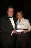 Hugh OBrian Photo - KATIE COURIC WITH HUGH OBRIAN AS SHE RECEIVED THE 2006 HUGH OBRIAN YOUTH LEADERSHIP AWARD AT THE  ALBERT SCHWEITZER DINNER HELD AT THE MARRIOTT MARQUEE