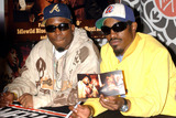 Idlewild Photo - Outkast Andre Benjamin and Antwan Patton sign their new CD Idlewild at Virgin Megastore