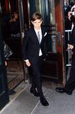 Romeo Beckham Photo - February 14 2016 New York CityRomeo Beckham leaving Balthazar restaurant on February 14 2016 in New York CityBy Line Zelig ShaulACE PicturesACE Pictures Inctel 646 769 0430