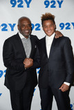 LA Reid Photo - February 2 2016 New York CityL A Reid and Aaron Reid attending the L A Reid in conversation with Gayle King and special guest Meghan Trainor event at 92Y on February 2 2016 in New York CityCredit Kristin CallahanACE PicturesTel (646) 769 0430