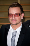Bono Photos - Bono arriving for the 2014 Vanity Fair Oscars Party Los Angeles 02032014 Picture by James McCauleyFeatureflash