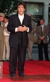 Photo - Al Pacino footprint ceremony