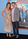 Alan Thicke Photo - Alan Thicke  wife Tanya Callau at the premiere of Vacation at the Regency Village Theatre WestwoodJuly 27 2015  Los Angeles CAPicture Paul Smith  Featureflash
