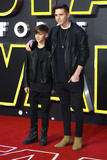 Romeo Beckham Photo - Romeo Beckham  Brooklyn Beckham at the European premiere of Star Wars The Force Awakens in Leicester Square London December 16 2015  London UKPicture James Smith  Featureflash