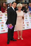 Barbara Windsor Photo - Barbara Windsor  Scott Mitchell at the 2015 Pride of Britain Awards at the Grosvenor House HotelSeptember 28 2015  London UKPicture James Smith  Featureflash