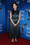 Yahlin Chang Photo - Yahlin Chang 02172019 2019 Writers Guild Awards held at The Beverly Hilton in Beverly Hills CA Photo by Izumi Hasegawa  HollywoodNewsWireco
