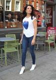 Jenny Powell Photo - London UK Jenny Powell at Celebs On The Ranch Launch at Jerusalem Bar and Kitchen Rathbone Place London on April 1st 2019Ref LMK73-J4671-020419Keith MayhewLandmark MediaWWWLMKMEDIACOM