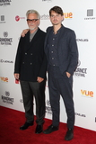Jack Eve Photo - London UK 230917Trevor Eve and Jack Eve at the Raindance Film Festival Bees Make Honey UK Premiere held at the Vue West End Leicester Square23 September 2017Ref LMK88-MB1009-240917Keith Mayhew  Landmark MediaWWWLMKMEDIACOM