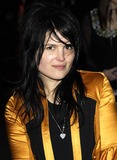Alison VV Mosshart Photo - LondonUK Alison VV Mosshart  from rock band The Kills  at Matthew Williamsons Ten Years in Fashion  Party held at the Design Museum London 16th October 2007SYDLandmark Media