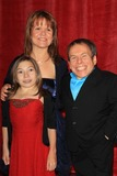 Annabelle Davis Photo - London UK Warwick Davis and  Samantha Davis with daughter  Annabel Davis  at the European premiere of Sherlock Holmes A Game of Shadows  Empire Leicester Square London  8th December 2011Keith MayhewLandmark Media