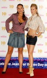 Anouska De Georgiou Photo - London Lucinda Rhodes Flaherly and Anouska De Georgiou at the Jeans for Genes fashion show From High Street to Haute Couture at the Hotel Intercontinental Hyde Park Corner08 September 2005Ali KadinskyLandmark Media