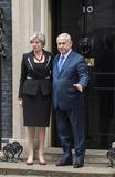 Photo - Benjamin Netanyahu visit  - Downing Street photocall