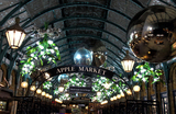 Photos From Covent Garden Christmas Decorations 2020