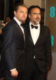 Alejandro GInarritu Photo - LondonUK Leonardo DiCaprio and Alejandro G Inarritu  at the EE British Academy Film Awards (BAFTA) 2016  at the Royal Opera House Covent Garden London 14th February 14th 2016 RefLMK73-59988-150216 Keith MayhewLandmark Media WWWLMKMEDIACOM