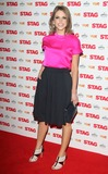 Amy Huberman Photo - London UK Amy Huberman at Gala screening of The Stag at the Vue Leicester Square London on March 13th 2014Ref LMK73-47856-140314Keith MayhewLandmark Media WWWLMKMEDIACOM