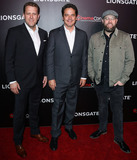 Andrew Erwin Photo - LAS VEGAS NEVADA USA - APRIL 04 Jon Erwin Kevin Downes and Andrew Erwin arrive at the CinemaCon 2019 - Lionsgate Presentation and Screening of Long Shot held at The Colosseum at Caesars Palace during CinemaCon the official convention of the National Association of Theatre Owners on April 4 2019 in Las Vegas Nevada United States (Photo by Xavier CollinImage Press Agency)