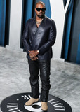 Kanye West Photo - BEVERLY HILLS LOS ANGELES CALIFORNIA USA - FEBRUARY 09 Kanye West arrives at the 2020 Vanity Fair Oscar Party held at the Wallis Annenberg Center for the Performing Arts on February 9 2020 in Beverly Hills Los Angeles California United States (Photo by Xavier CollinImage Press Agency)