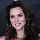 Photo - WESTWOOD LOS ANGELES CALIFORNIA USA - OCTOBER 22 Actress Hilarie Burton arrives at the Its A Wonderful Lifetime Holiday Party held at STK Los Angeles at W Los Angeles - West Beverly Hills on October 22 2019 in Westwood Los Angeles California United States (Photo by Xavier CollinImage Press Agency)