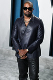 Kanye West Photo - (FILE) Kanye West Is Now Officially A Billionaire According To Forbes Forbes estimates the musician is worth 13 billion BEVERLY HILLS LOS ANGELES CALIFORNIA USA - FEBRUARY 09 American rapper Kanye West wearing a Dunhill look arrives at the 2020 Vanity Fair Oscar Party held at the Wallis Annenberg Center for the Performing Arts on February 9 2020 in Beverly Hills Los Angeles California United States (Photo by Xavier CollinImage Press Agency)