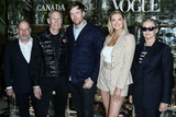 Photo - Canada Goose And Vogue Host Cocktails And Conversation About Impact Climate Change Has On The Future