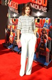 Photo - Cobie Smulders attends the Premiere of the Lego Movieat the Village Theater in Westwoodca on February12014 Photo by Phil Roach-ipoll-Globe Photos