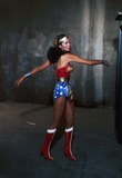 Photo - Lynda Carter 1976 Supplied by Phil Roach-ipol-Globe Photos Inc Tv-film Still