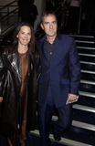 Angus Deaton Photo - Dave Benett 048928 04092002 Angus Deaton and Partner Liz Mayer -the Importance of Being Ernest Movie Premiere at Odeon West End and the Party at the Savoy Londonjao