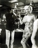 Photo - Tony Curtis and Marilyn Monroe in a Scene From Some Like It Hot 1959 Supplied by IpolGlobe Photos Inc
