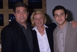 Ally Mills Photo - Fred Savage with Dan Lauria and Ally Mills the Wonder Years Tenth Anniversary Reunion 1998 Photo by Tom Rodriguez-Globe Photos Inc